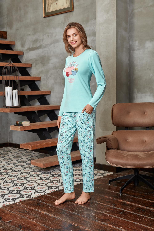 4319 - T-shirt & Pantolon Takım