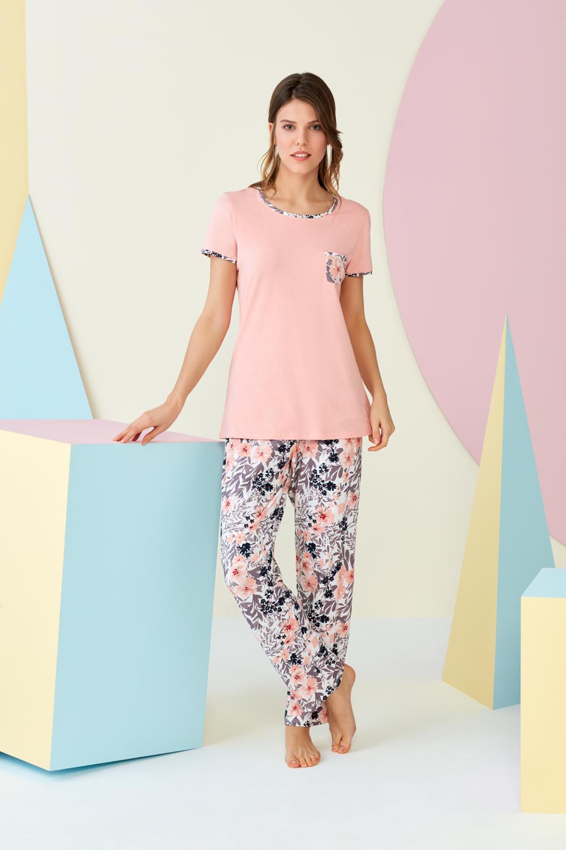 4338 - T-shirt & Pantolon Takım