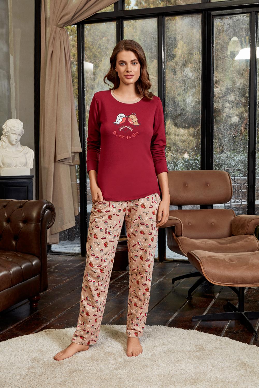 4349 - T-shirt & Pantolon Takım