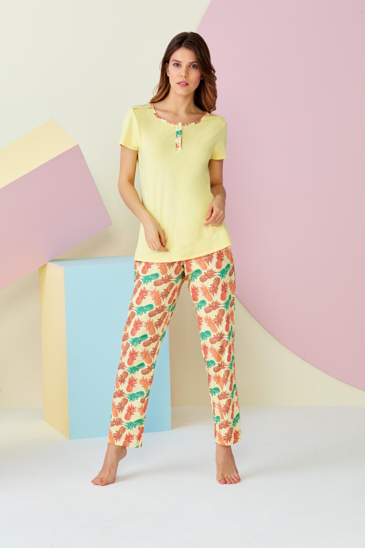 4358 - T-shirt & Pantolon Takım