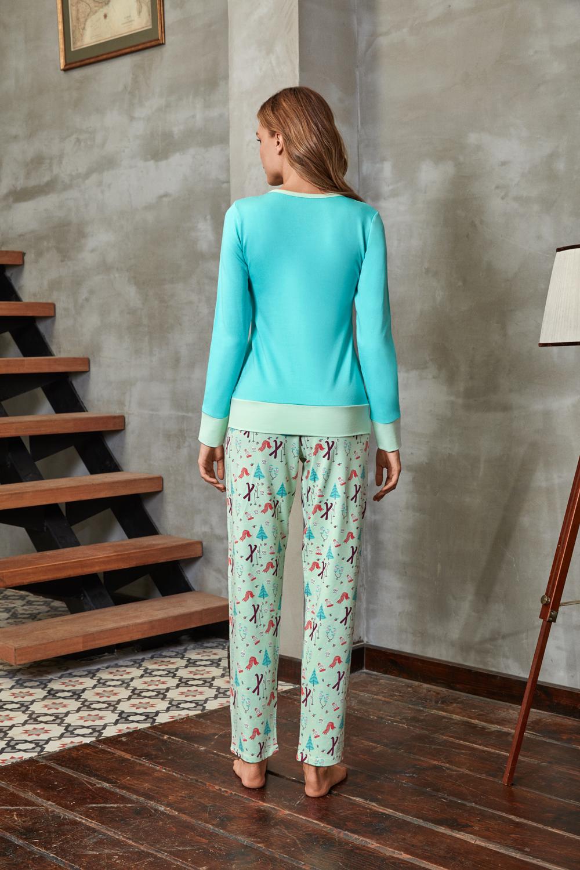 4389 - T-shirt & Pantolon Takım