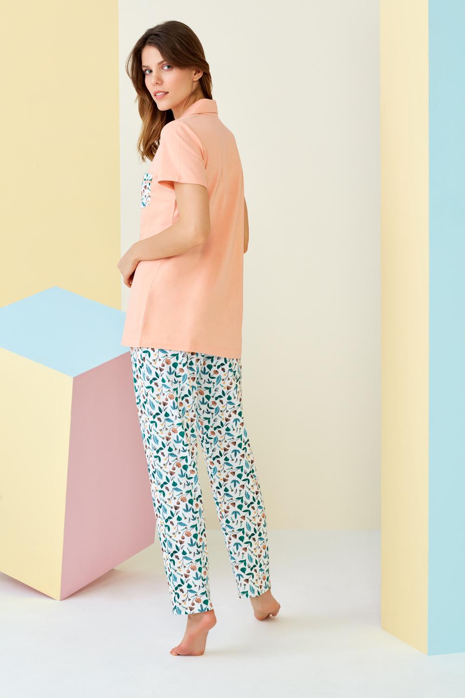 4448 - T-shirt & Pantolon Takım