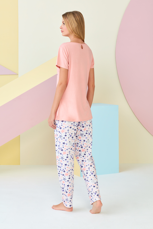4458 - T-shirt & Pantolon Takım