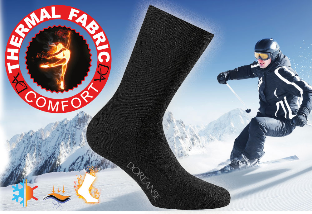 750e - Thermal Socks